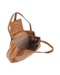 Gherardini Brown Handbag