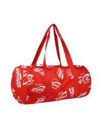 Herschel Supply Co. | Red Travel & Duffel Bag | Lyst