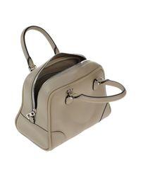 Loewe Gray Handbag