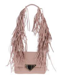 Sara Battaglia - Pink Cross-body Bag - Lyst
