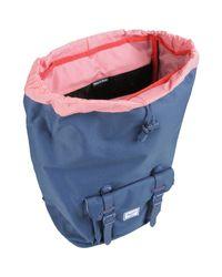 Herschel Supply Co. - Blue Herschel Retreat Crosshatch Backpack - Lyst