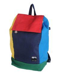 Lazy Oaf Blue Backpacks & Fanny Packs for men