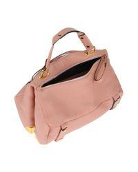 Golden Lane - Pink Handbag - Lyst