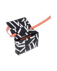 Jil Sander Navy - Multicolor Cross-body Bag - Lyst