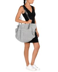 N.d.c. Made By Hand - Gray Shoulder Bag - Lyst