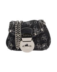 Guess | Black Cross-body Bag | Lyst