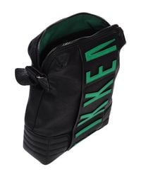 Bikkembergs - Black Cross-body Bag for Men - Lyst
