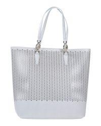 Class Roberto Cavalli | Blue Handbag | Lyst