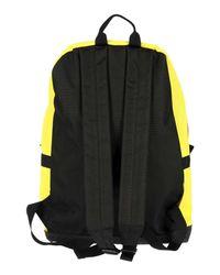 K-Way - Yellow Backpacks & Bum Bags for Men - Lyst