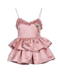 Vivetta Pink Top