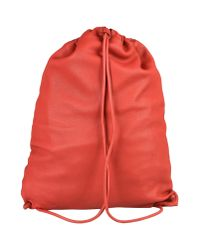 Burberry Prorsum - Red Backpacks & Fanny Packs - Lyst