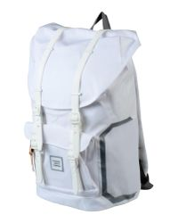 Herschel Supply Co. | White Backpacks & Fanny Packs | Lyst