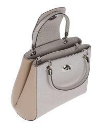 Nicoli - Natural Handbag - Lyst