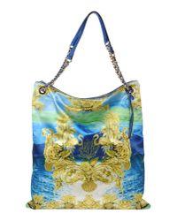 Anna Rachele Blue Shoulder Bag