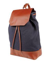 Royal Republiq Blue Backpacks & Fanny Packs