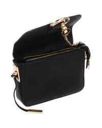 Annarita N. Black Handbag