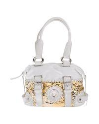 Blu Byblos - White Handbag - Lyst