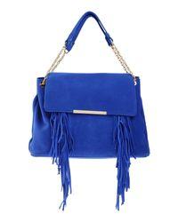 Steve Madden - Blue Handbag - Lyst