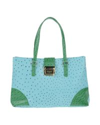 Blugirl Blumarine Blue Handbag