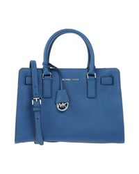 MICHAEL Michael Kors Blue Handbag