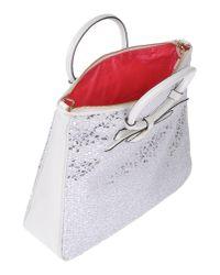Blugirl Blumarine - White Handbag - Lyst