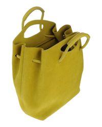 Pedro Garcia Green Handbag