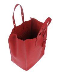 Myriam Schaefer Red Handbag
