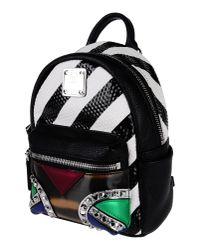 MCM Black Backpacks & Fanny Packs for men
