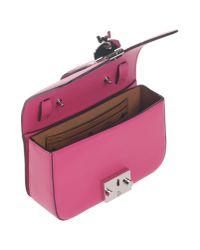 MCM Pink Cross-body Bag