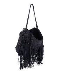 En Shalla - Blue Shoulder Bag - Lyst