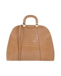 Emporio Armani - Brown Handbag - Lyst