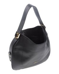 Furla - Black Shoulder Bag - Lyst