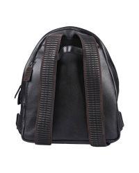 Ferragamo | Black Backpacks & Fanny Packs | Lyst