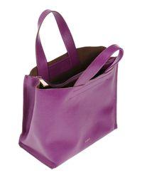 Furla Purple Handbag