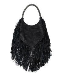 Barbara Bonner Black Handbag