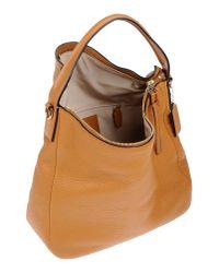 COACH - Brown Handbag - Lyst