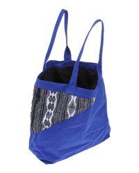 Y-3 | Blue Handbag | Lyst