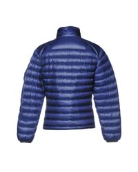 C P Company - Blue Down Jacket for Men - Lyst