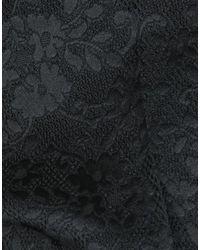 PT01 Black Casual Pants