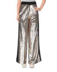 Pantalone di Motel in Metallic