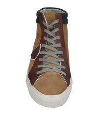 Philippe Model Brown High-tops & Sneakers for men