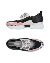 MSGM Multicolor Low-tops & Sneakers