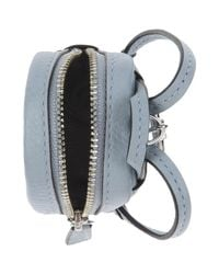 MICHAEL Michael Kors - Blue Key Ring - Lyst