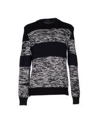 Pullover di Dolce & Gabbana in Black da Uomo