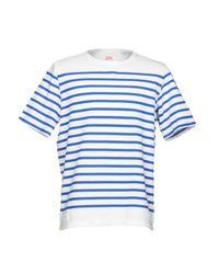 Arpenteur White T-shirt for men