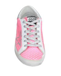 Sneakers & Tennis shoes basse di Golden Goose Deluxe Brand in Pink
