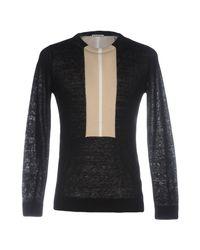 Iceberg Black Sweater for men