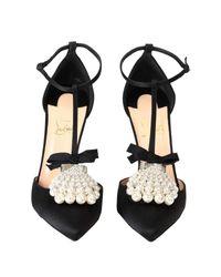 Zapatos de salón Christian Louboutin de color Black