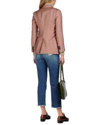 DSquared² Brown Suit Jacket