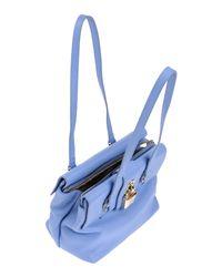 Patrizia Pepe | Blue Shoulder Bag | Lyst